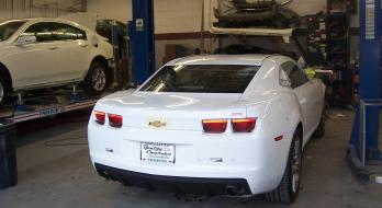 2011 Chevrolet Camaro - Before