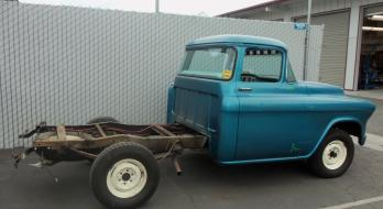 1956 GMC Truck - Before