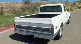 1969 Chevrolet C10 - After