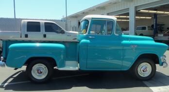 1956 GMC Truck - After