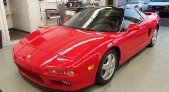 1993 Acura NSX - After