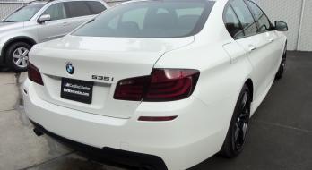 2013 BMW 535i - After