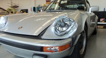 1980 Porsche 911 SC - Before