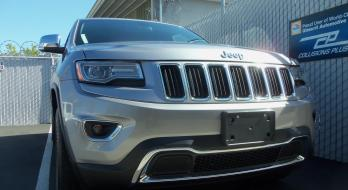 2014 Jeep Grand Cherokee Limited - Before