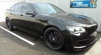 2013 BMW B7 Alpina - After