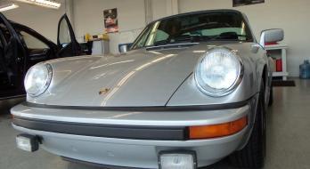 1980 Porsche 911 SC - After