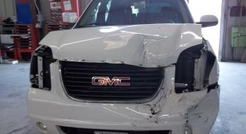 2007 GMC Yukon - Before