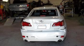 2013 Lexus IS 250 - Before