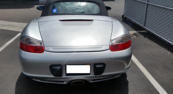 2003 Porsche Boxter - After