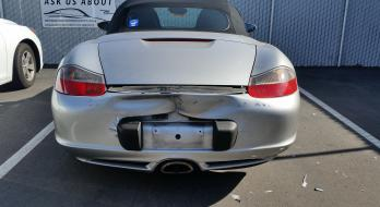 2003 Porsche Boxter - Before