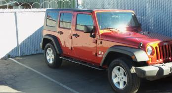 2009 Jeep Wrangler - After
