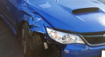 2013 Subaru WRX - Before