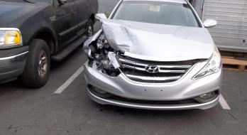 2014 Hyundai Elantra - Before