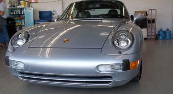 1995 Porsche 911 Carrera - After