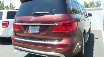 2014 Mercedes-Benz GL450 - After