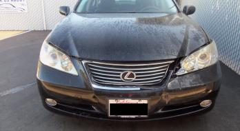 2009 Lexus ES350 - Before