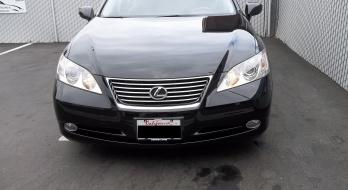 2009 Lexus ES350 - After